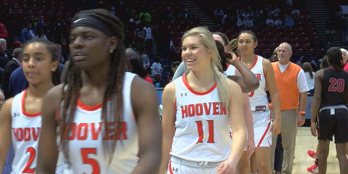 Hoover girls advance, look to defend 7A state title