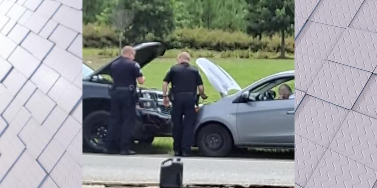 Shout Out! Vestavia Hills police act of kindness on Hwy 31