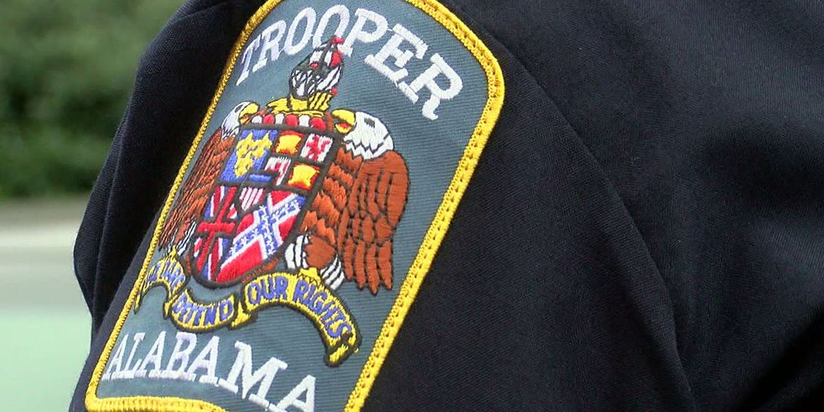Emergency road help offered by Alabama state troopers