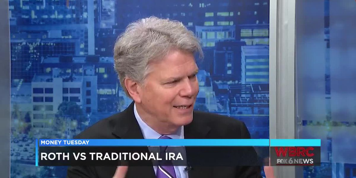 Money Tuesday: Roth vs. Traditional IRA