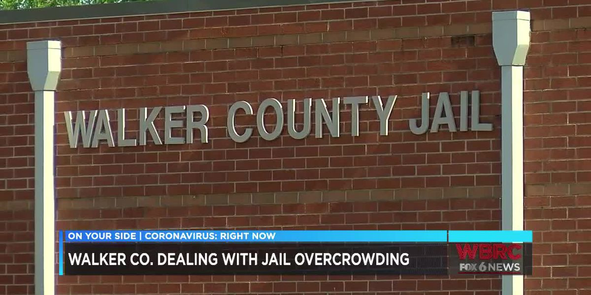 Walker Co. dealing with jail overcrowding