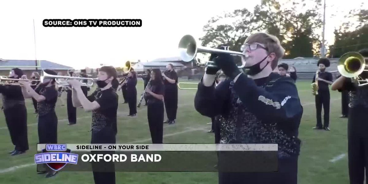 Sideline 2020 Week 14 Band of the Week