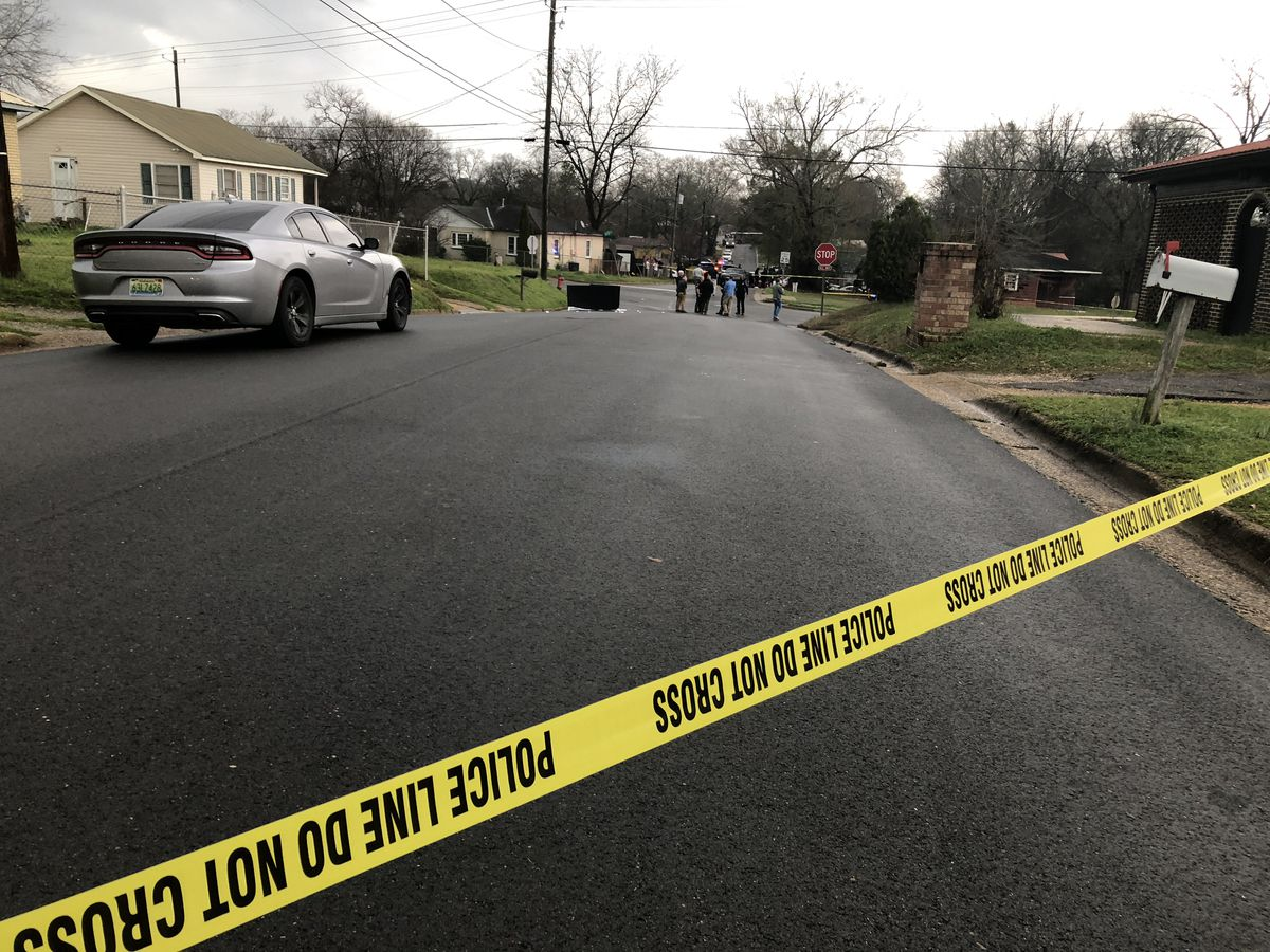 Male killed in Tuscaloosa is first homicide of 2020
