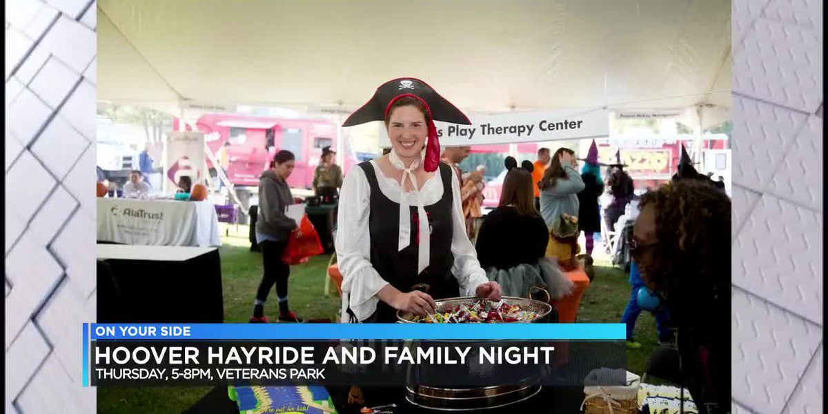 Hoover Hayride and Family Night