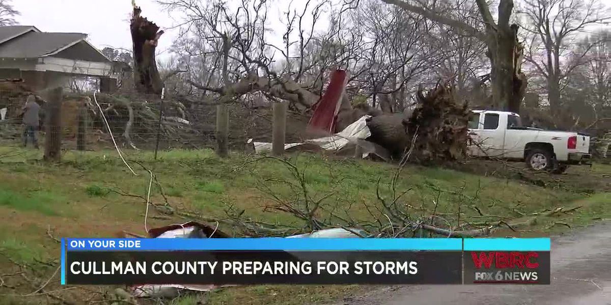 Cullman Co. preparing for storms