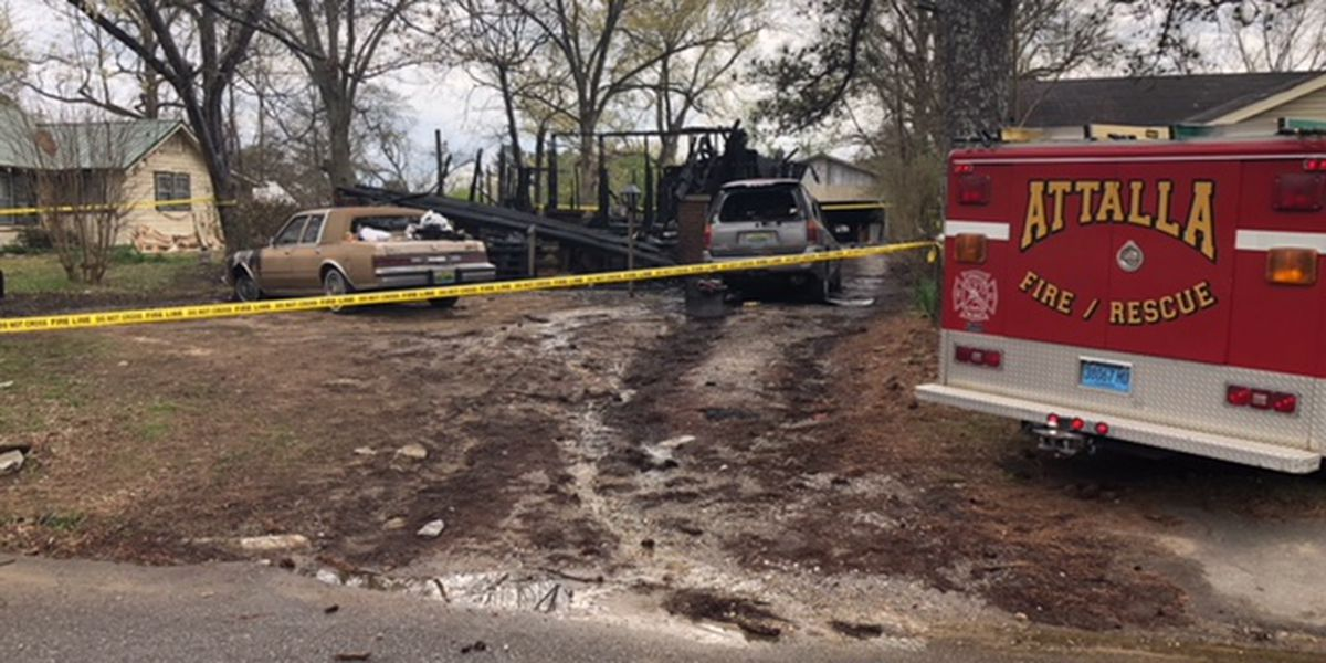 Attalla woman dies in house fire