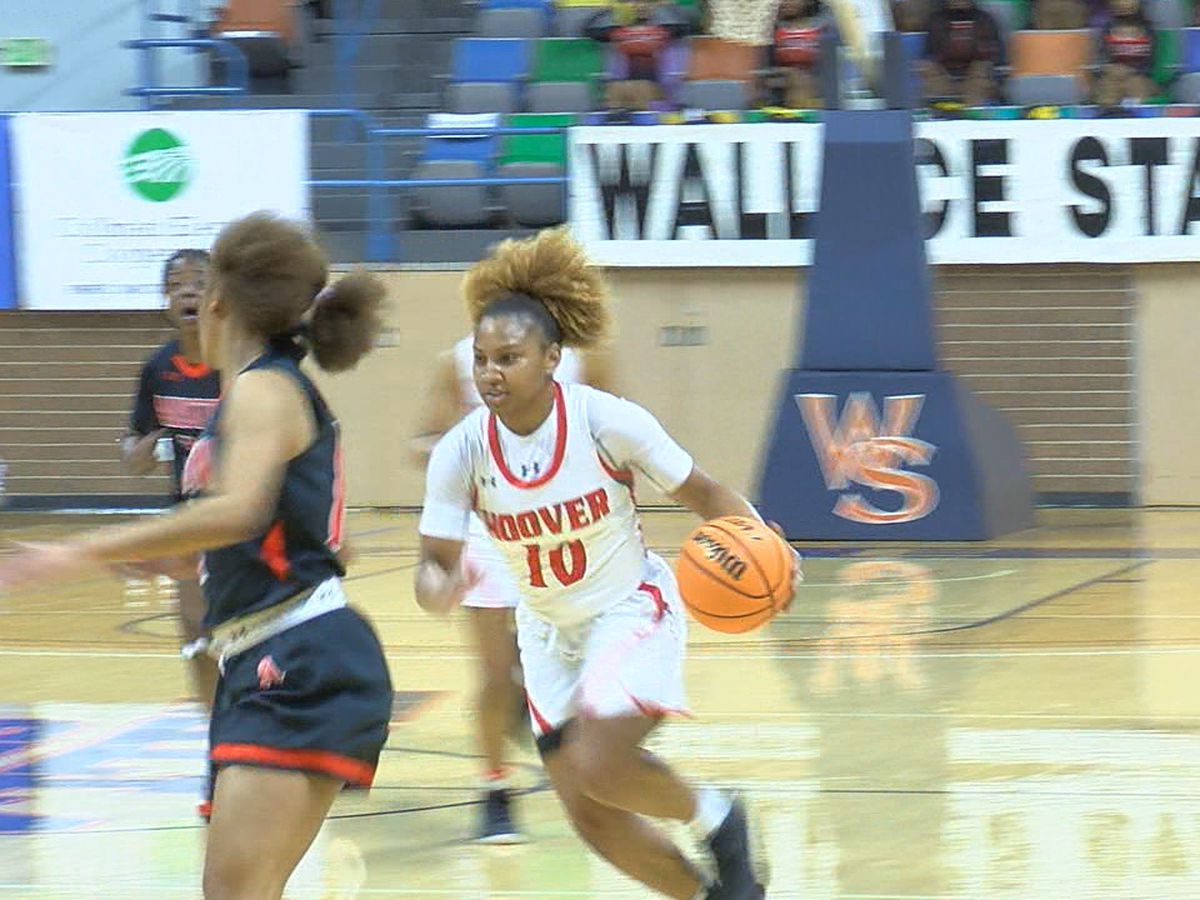 Hoover girls dominate Austin 61-25 to win NW Region Title