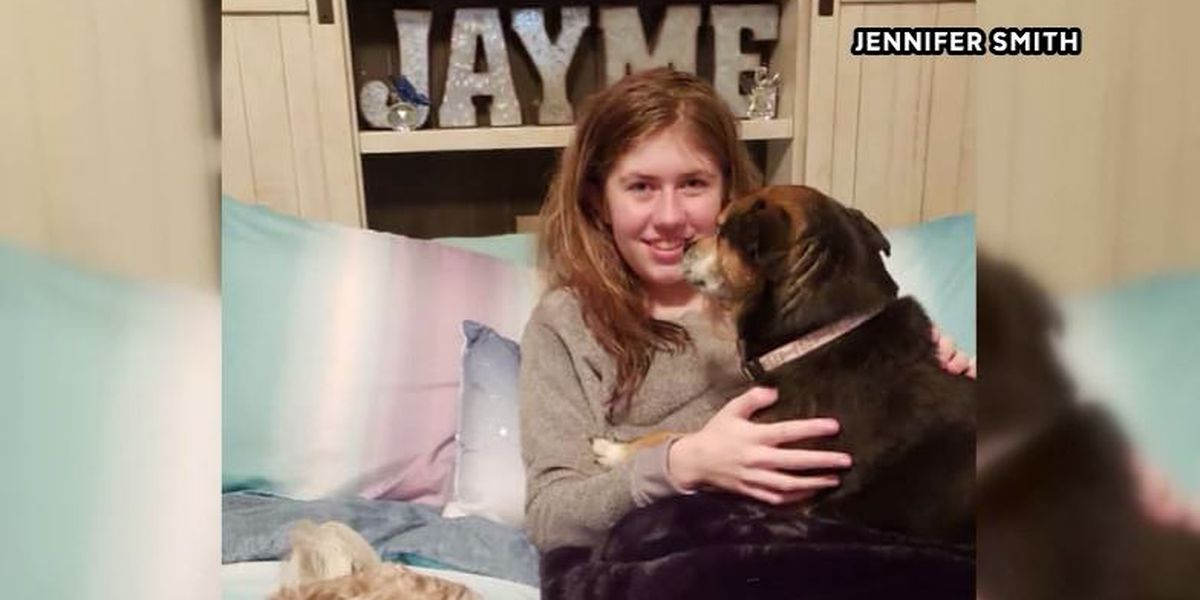 Reunited with family, Jayme Closs is 'full of big smiles,' her aunt says