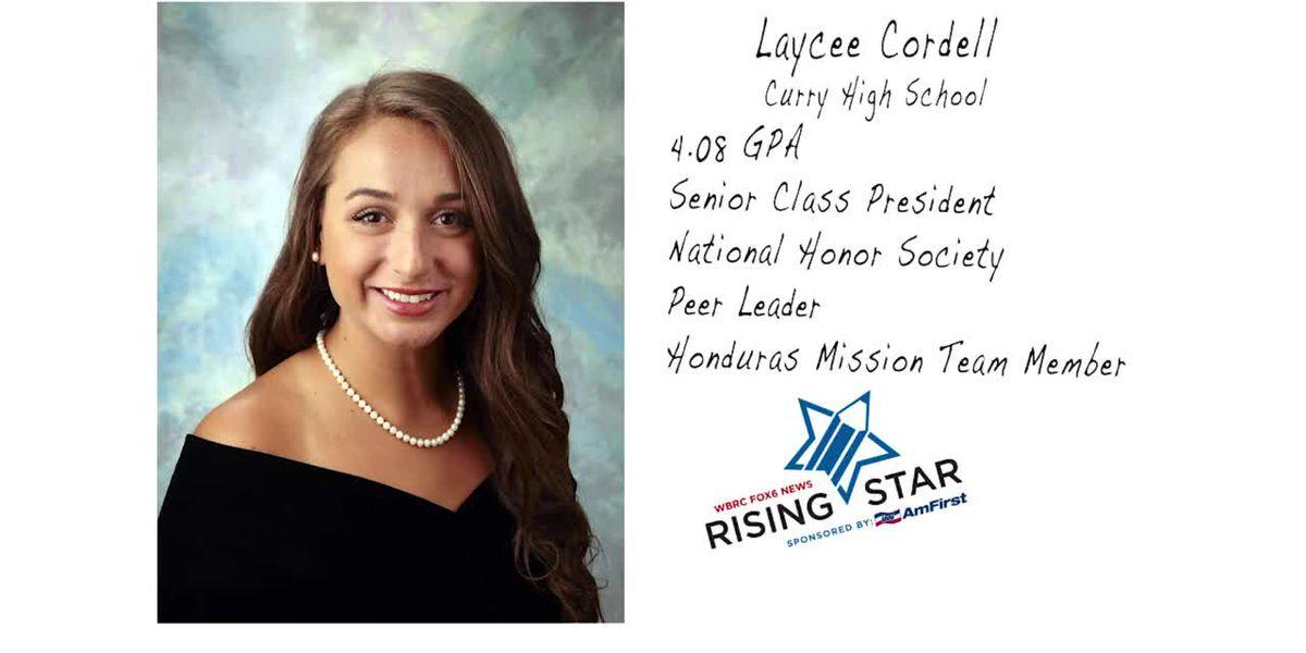 Rising Star: Laycee Cordell