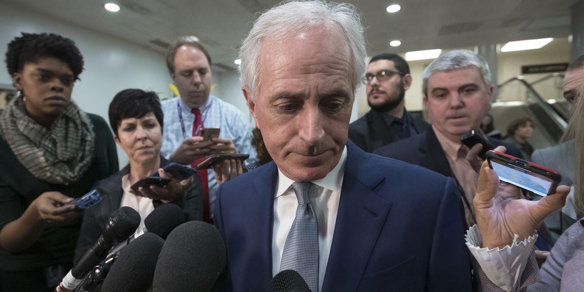 Senators wrestle with rebuke of Saudis for Khashoggi killing