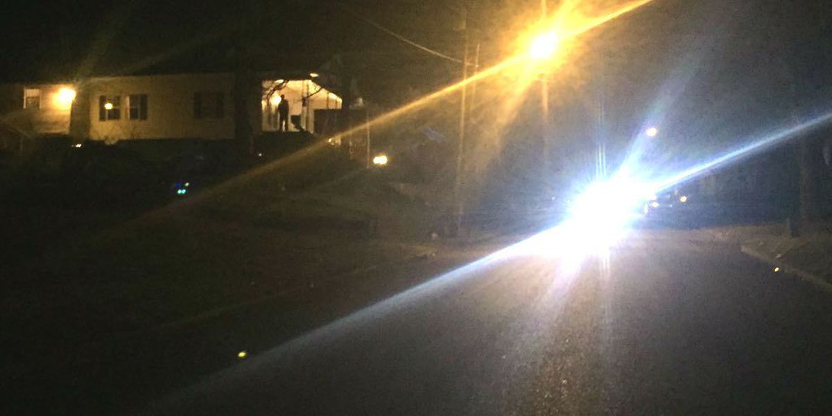 Clare Huddleston has more info on the early morning search for a stabbing suspect at 5 a.m.