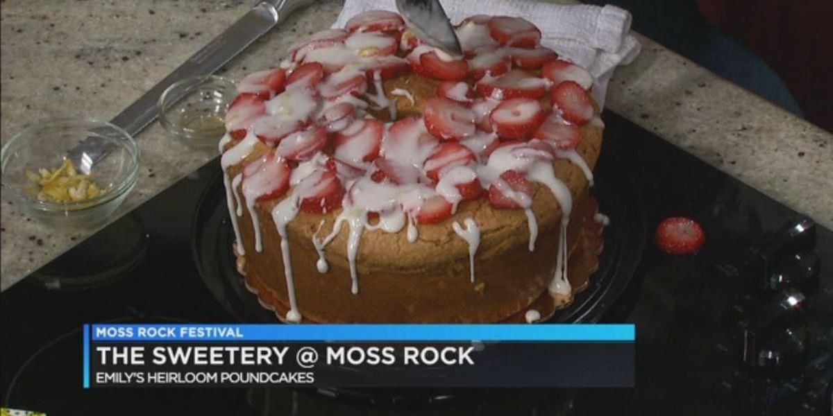 Moss Rock Sweetery