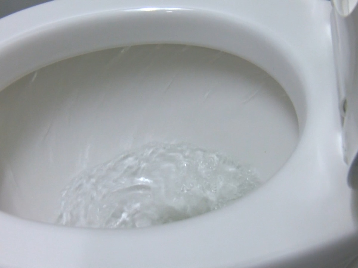 Local plumber says flushable wipes aren't flushable