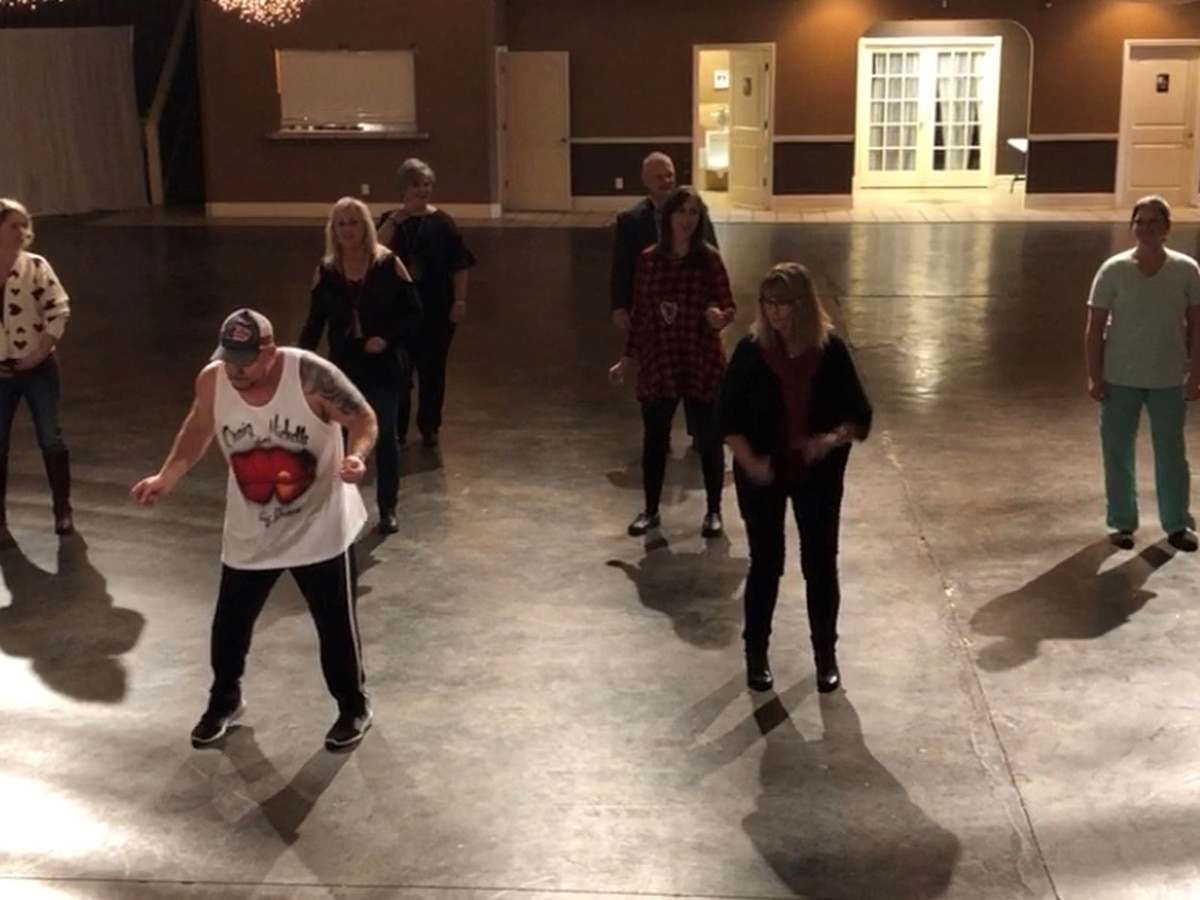 Pell City Line Dancers raising money for sheriff's office