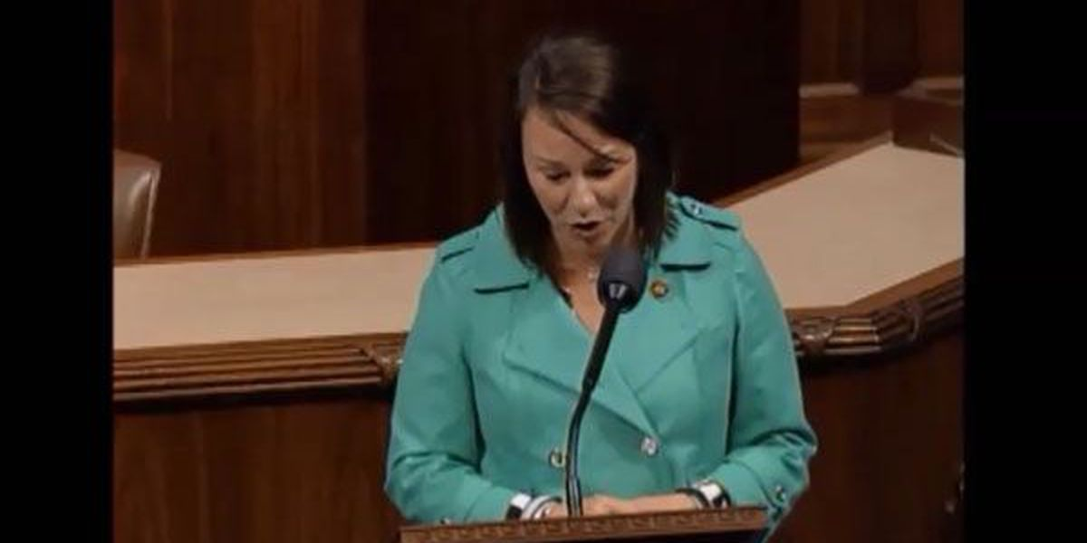 Rep. Martha Roby talks push to de-fund Planned Parenthood at 7:10 on GDA