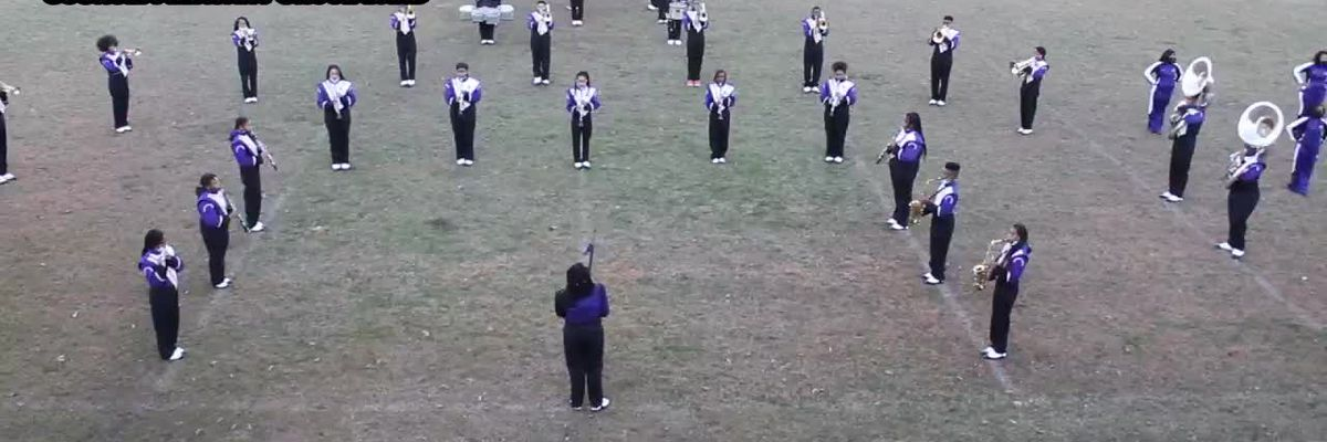 VIDEO; Pleasant Grove HS Band of the Week