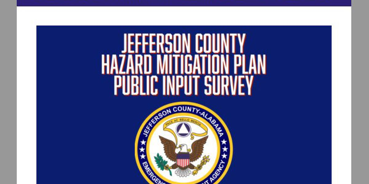 JeffCo EMA updating Hazard Mitigation Plan, residents encouraged to fill out survey