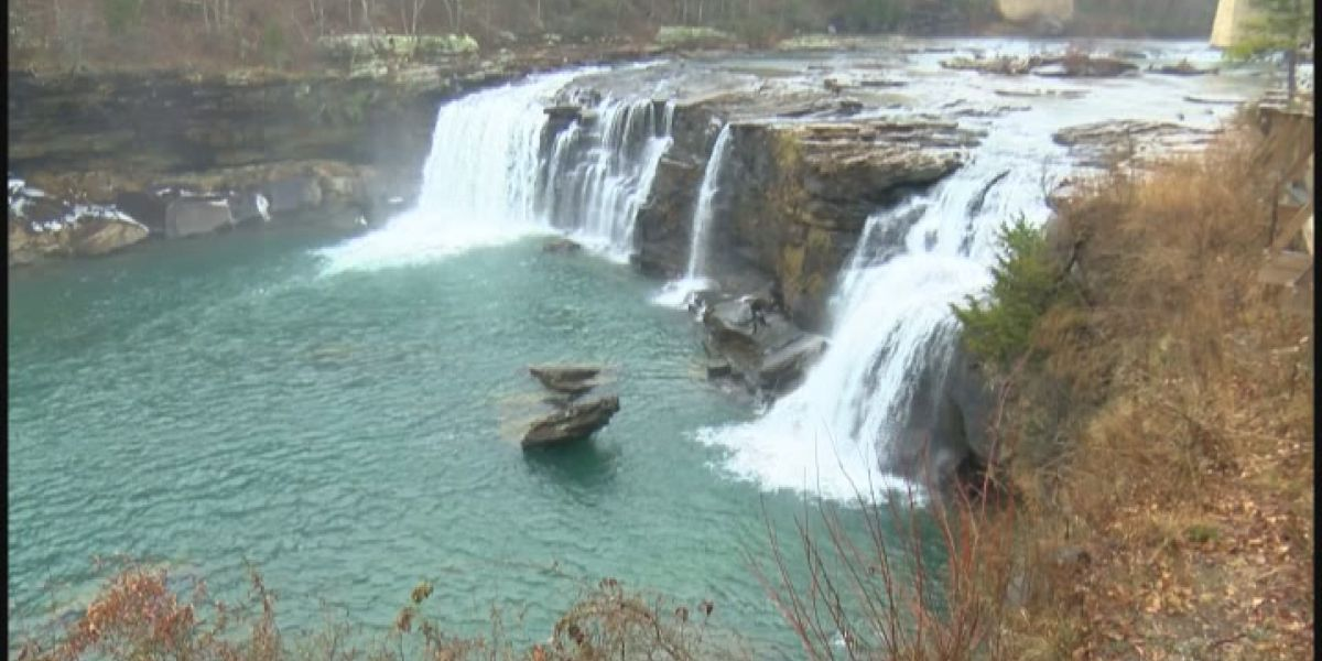 UPDATE: woman rescued after getting swept over falls at Little River Canyon identified