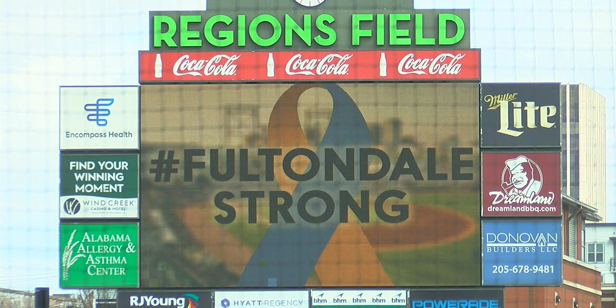 Fultondale baseball opens season at Regions Field