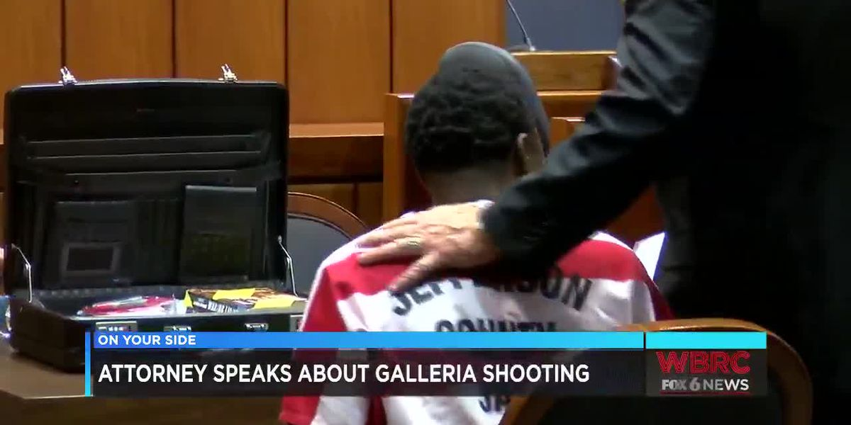 Attorney speaks about Galleria shooting