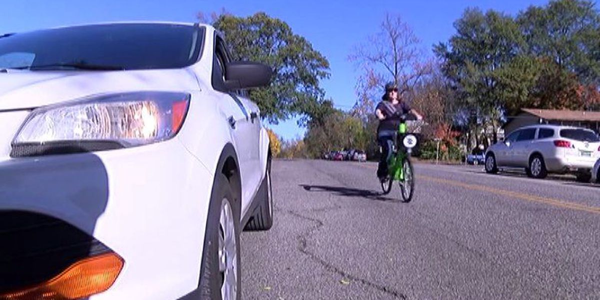 Bike Safety: Sharing the road with bikes