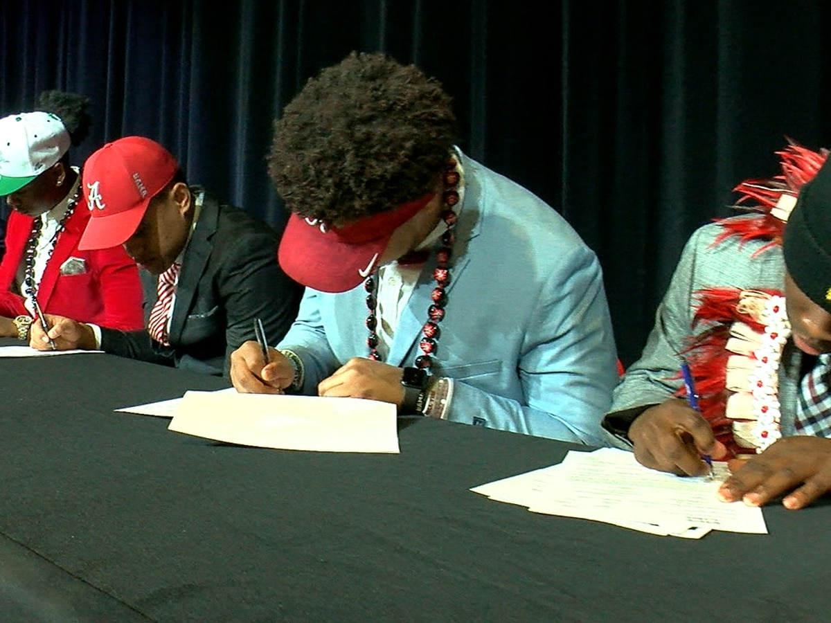 EARLY SIGNING DAY 2018: Local players make their college football decisions official