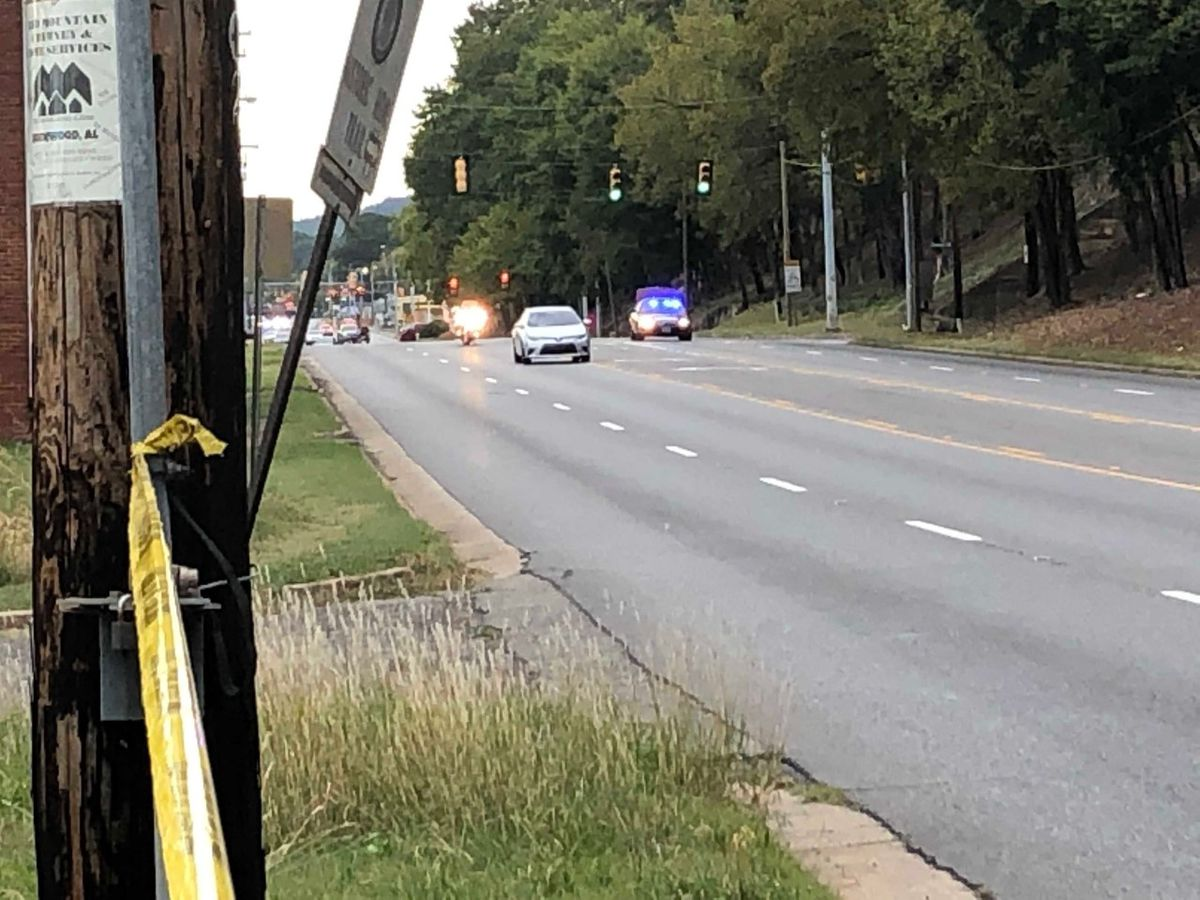 Pedestrian struck on 14th Street in Bessemer