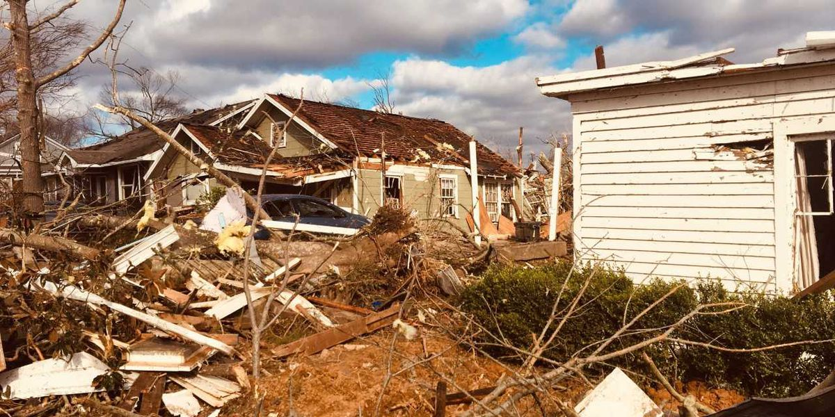 Residents recall weekend tornado that devastated Wetumpka