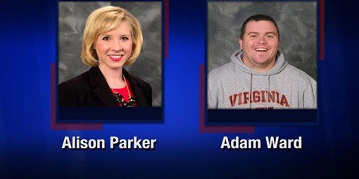 Murders of VA journalists evokes discussion of how reporters cover tragic events