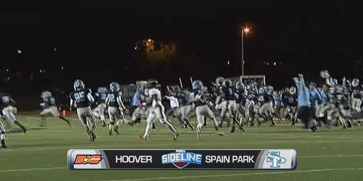 Sheldon's Game of the Week: Spain Park outlasts Hoover in defensive battle