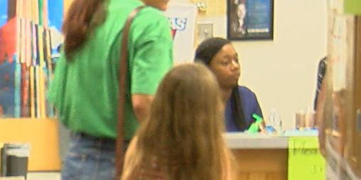 Birmingham City Schools urging parents to register students before the first day of class