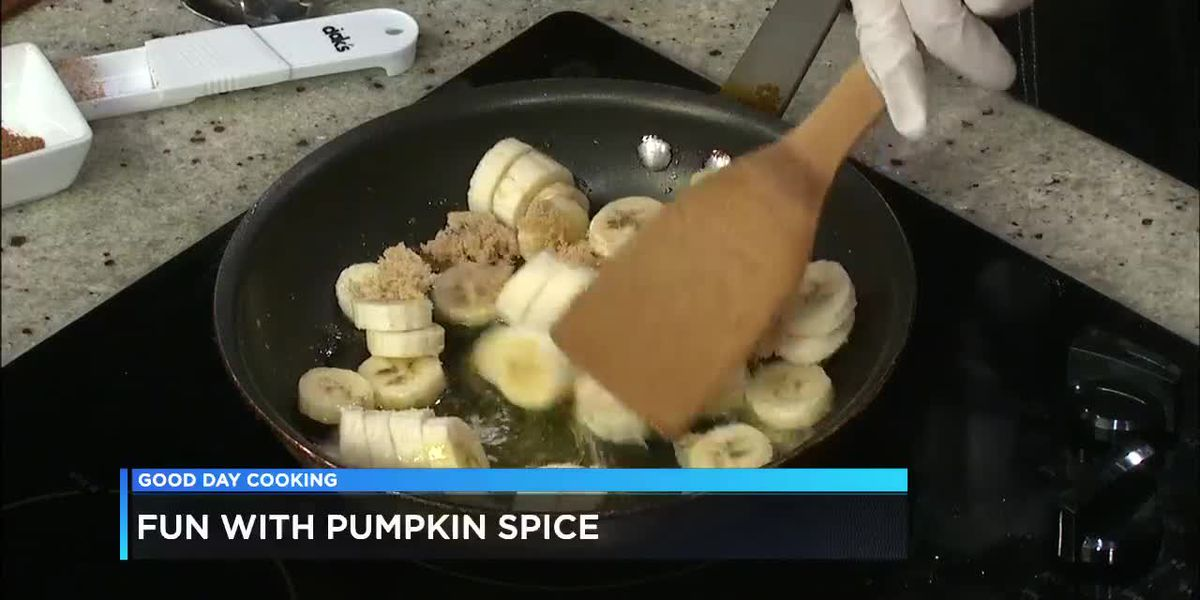 Dak's Spices: Fun with pumpkin spices
