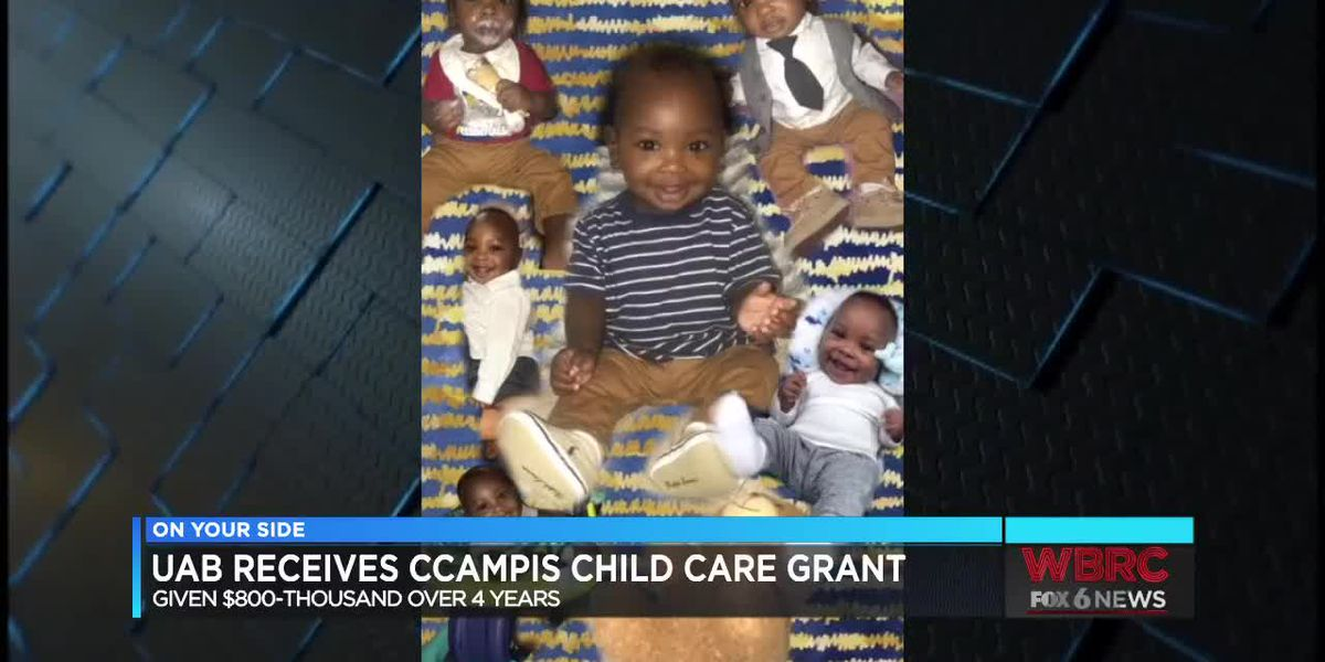 UAB receives child care grant
