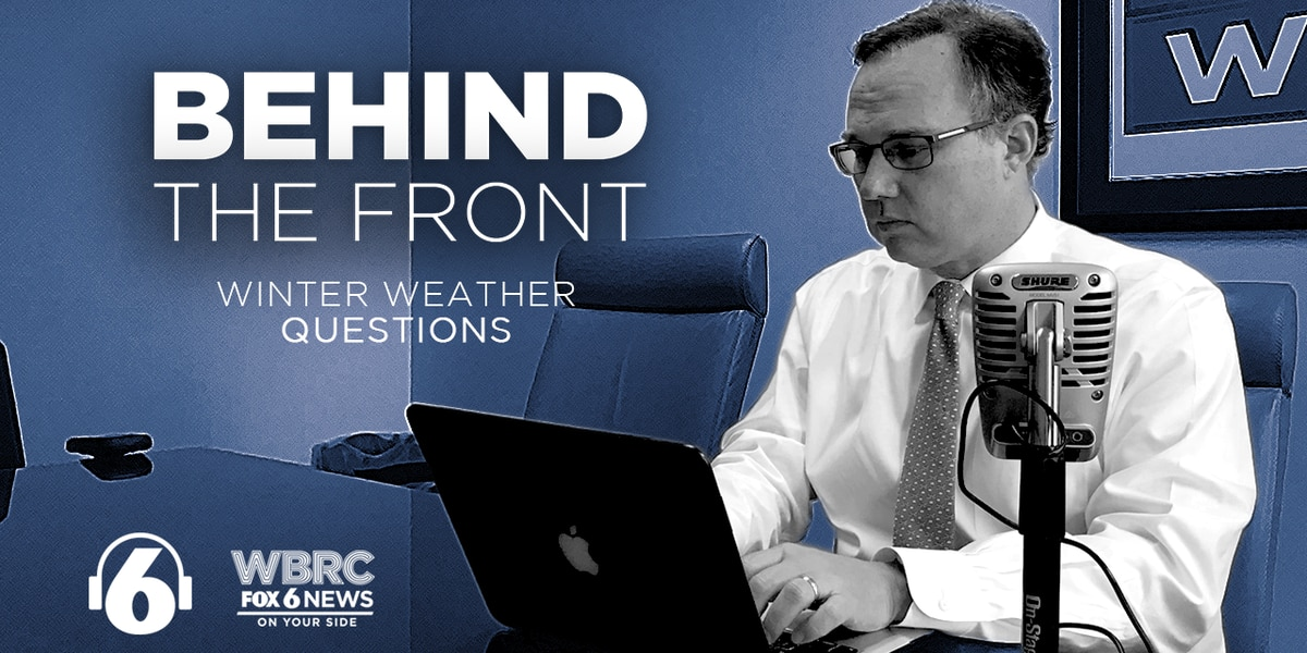 Behind the Front: Winter Weather Questions