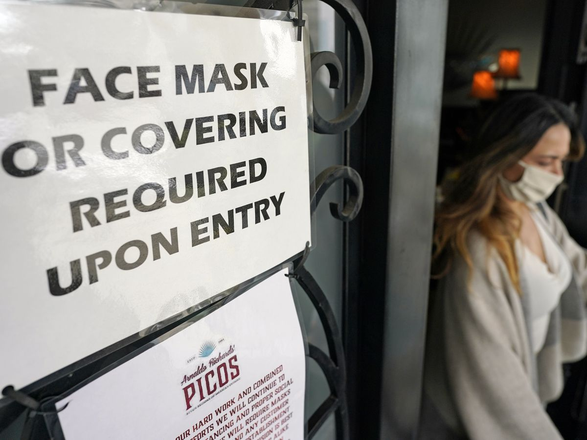 'Great day for America': Vaccinated can largely ditch masks