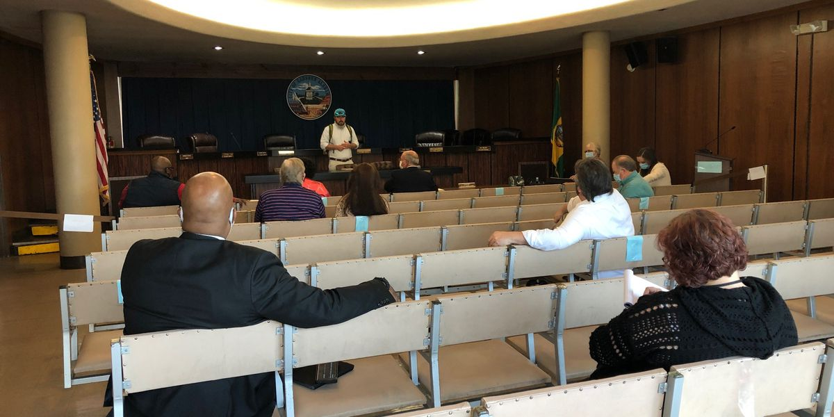 Gadsden Human Relations Committee holds first meeting