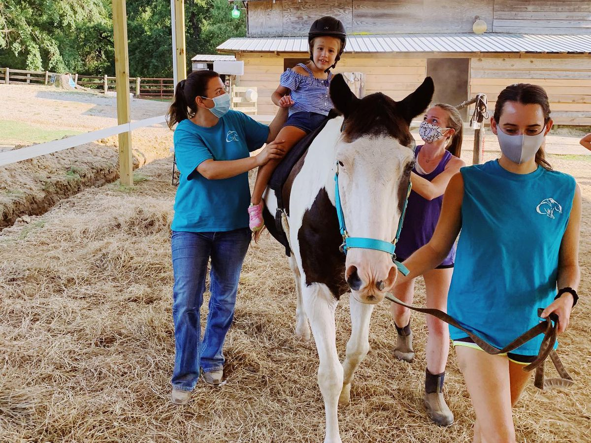 Tuscaloosa horse therapy ranch cancels Halloween fundraiser, aims to keep serving students