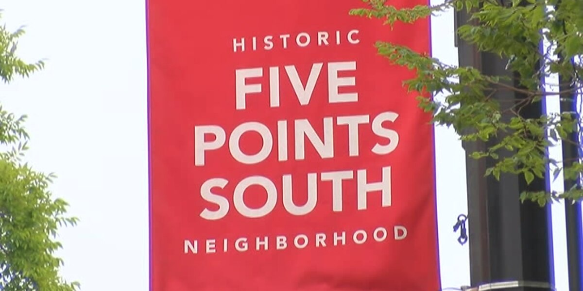5 Points South closer to possible rezoning approval