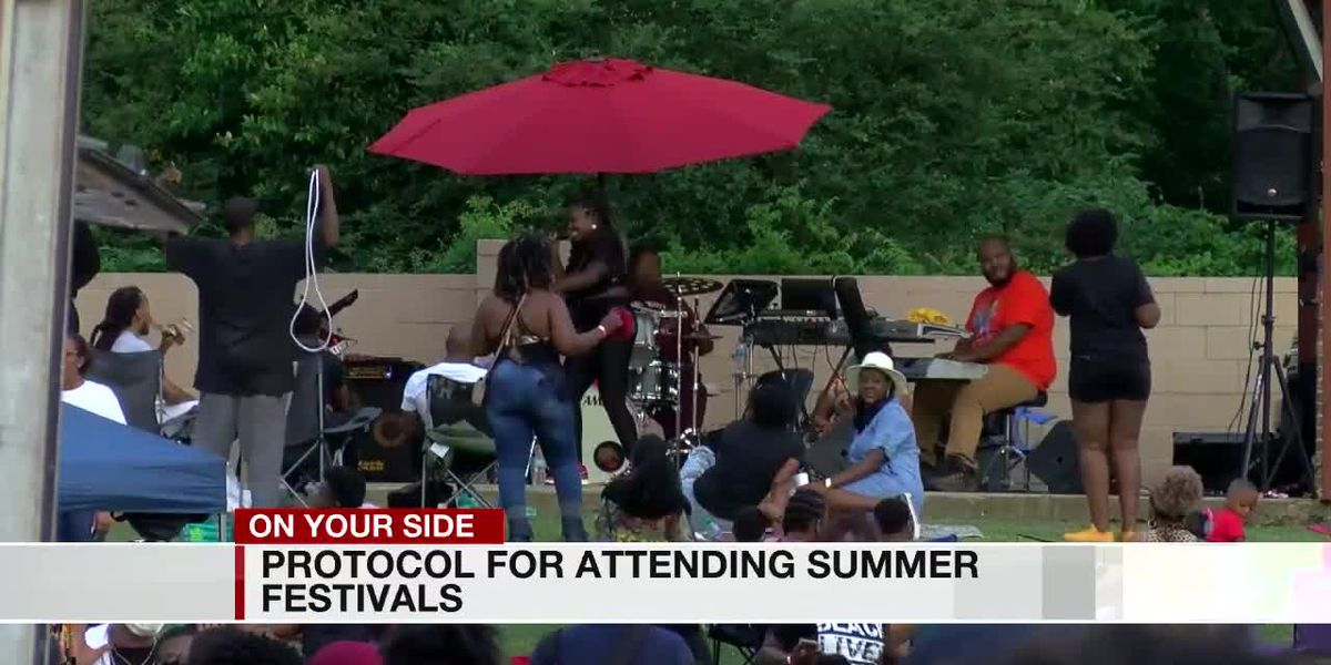 Is it safe for the return of summer festivals?