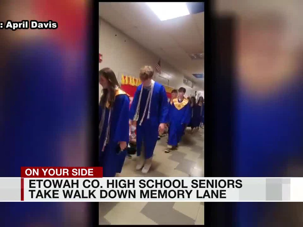 Etowah Co. high school seniors take a walk down memory lane