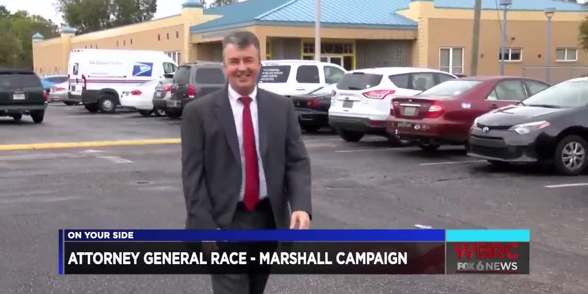 Attorney General Race: Steve Marshall campaign