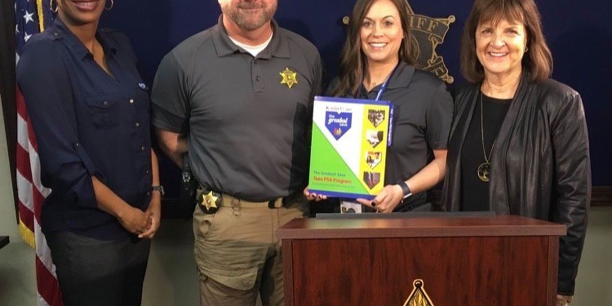 Tuscaloosa Co. Sheriff's Office partnering with teen safety program
