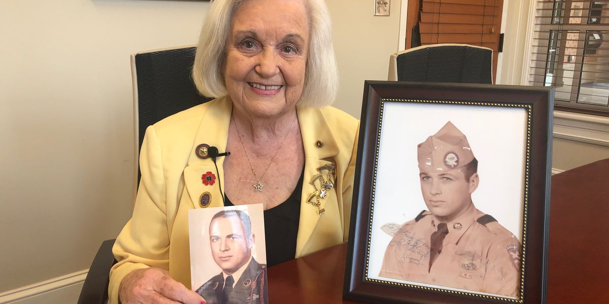 "'It's not about picnics,"" A war widow has a message for Americans on Memorial Day"