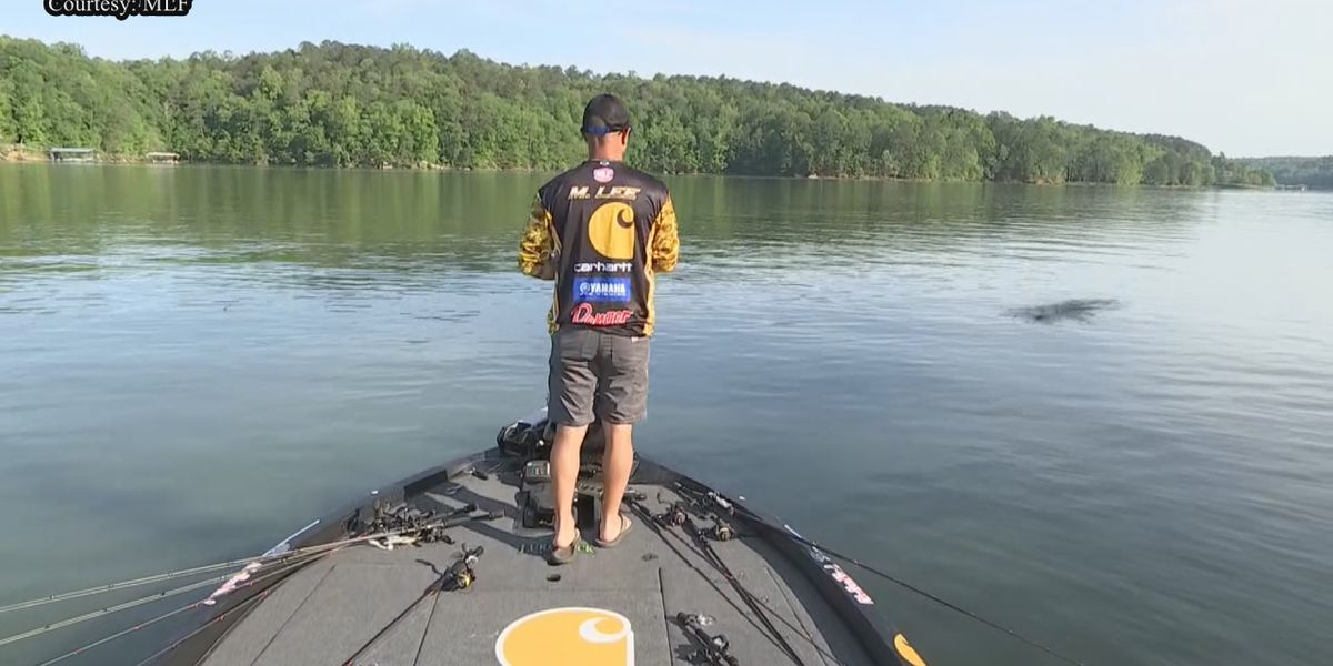 Lee brothers shine in Cullman's Major League Fishing Tournament