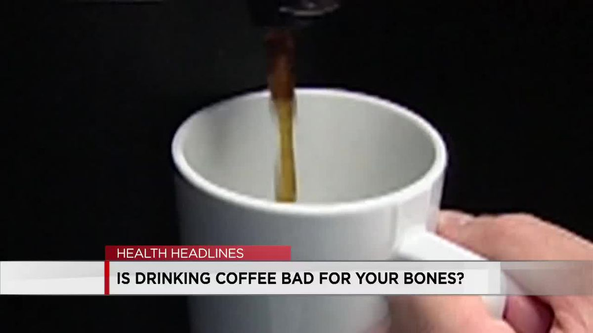 Is Drinking Coffee Bad For Your Bones?