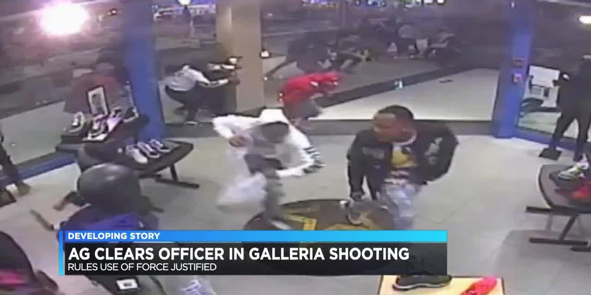Hoover City Council president reacts to AG's report on Galleria shooting