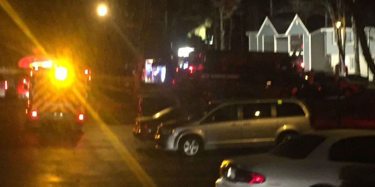 Early morning fire in Hoover damages 15 apartment units
