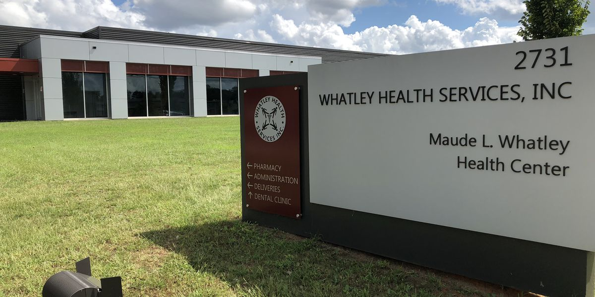 Maude Whatley Health Services gets money to treat more people with opioid addiction
