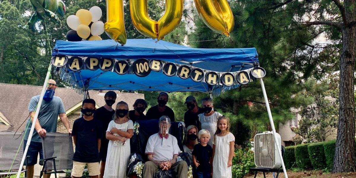 Happy 100th birthday, Judge!