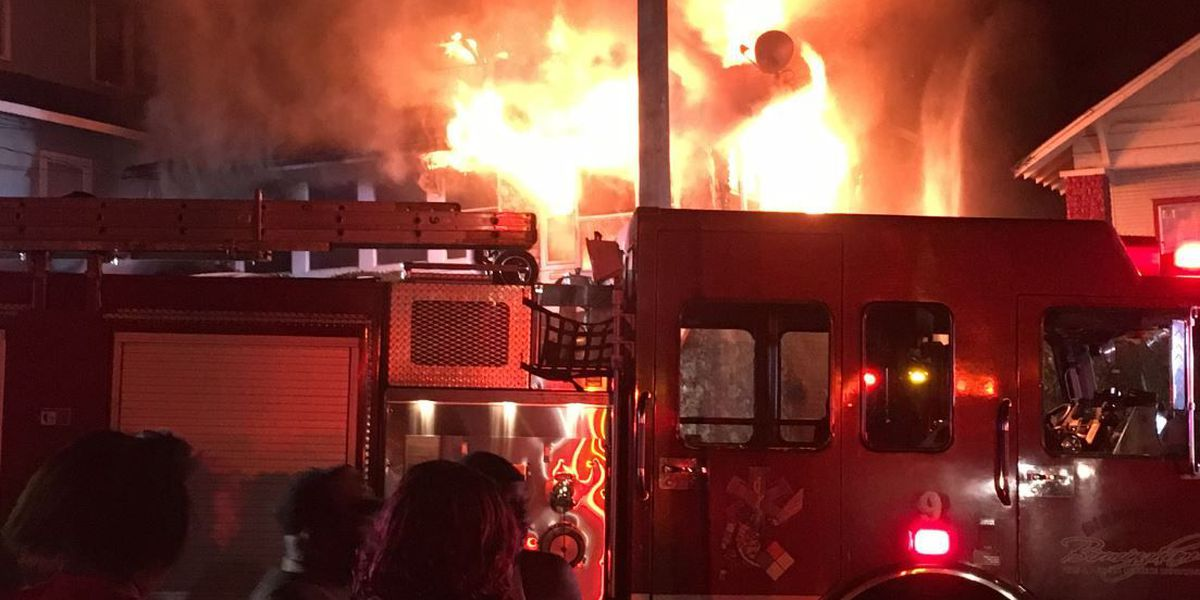 One killed in Birmingham house fire